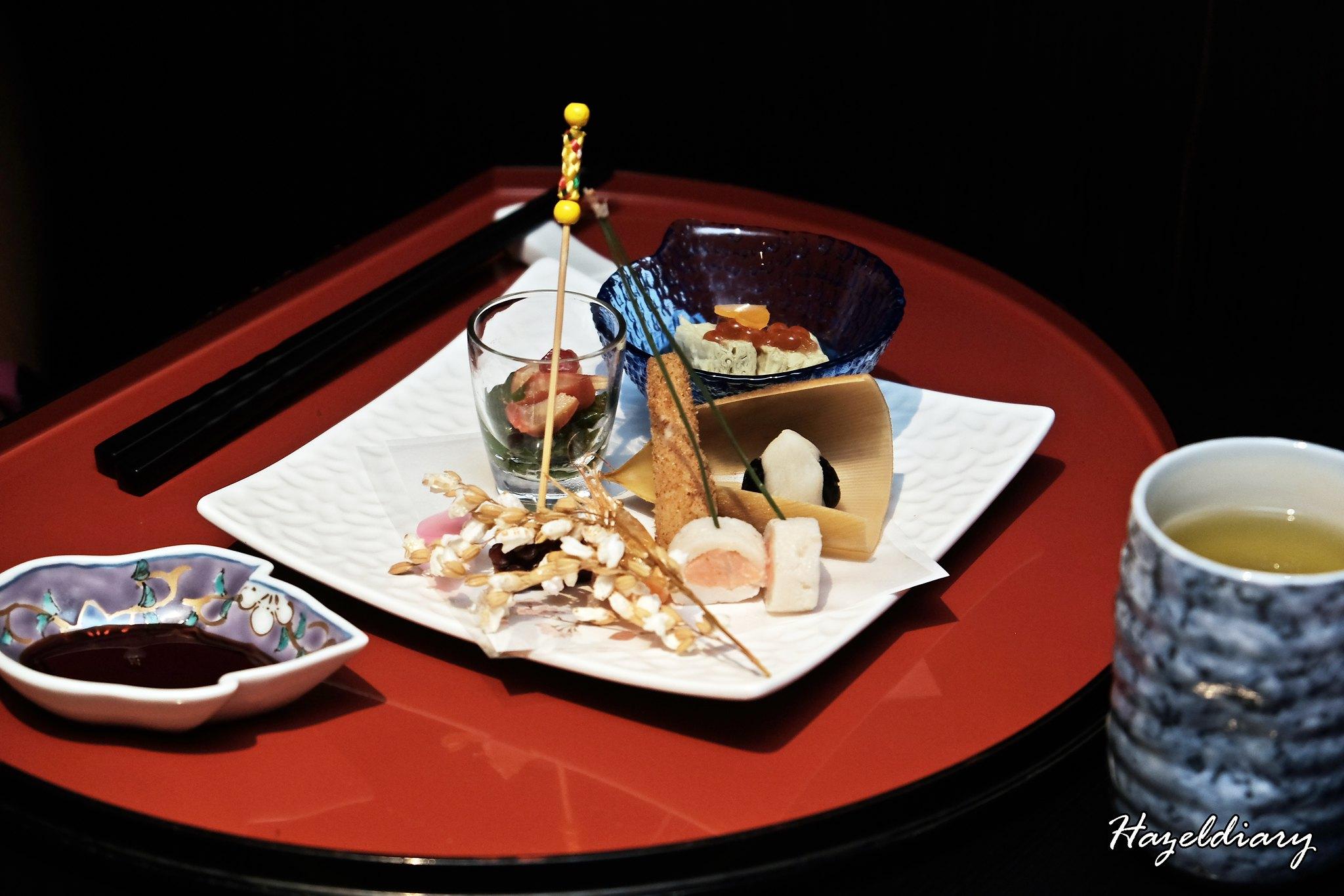 Shima Japanese Kaiseki Restaurant-Appetizer