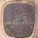 Headstone for Isambard Kingdom Brunel, adjacent to Tamar Railway Bridge, Devon 23rd July 1992
