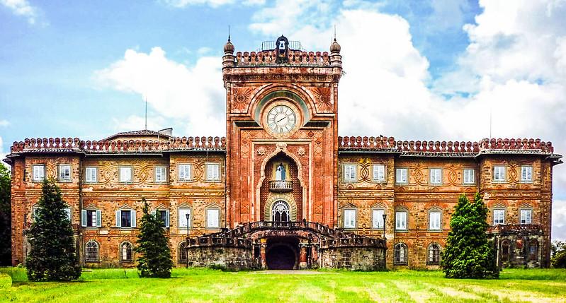Castle of Sammezzano, Tuscany, ITALY