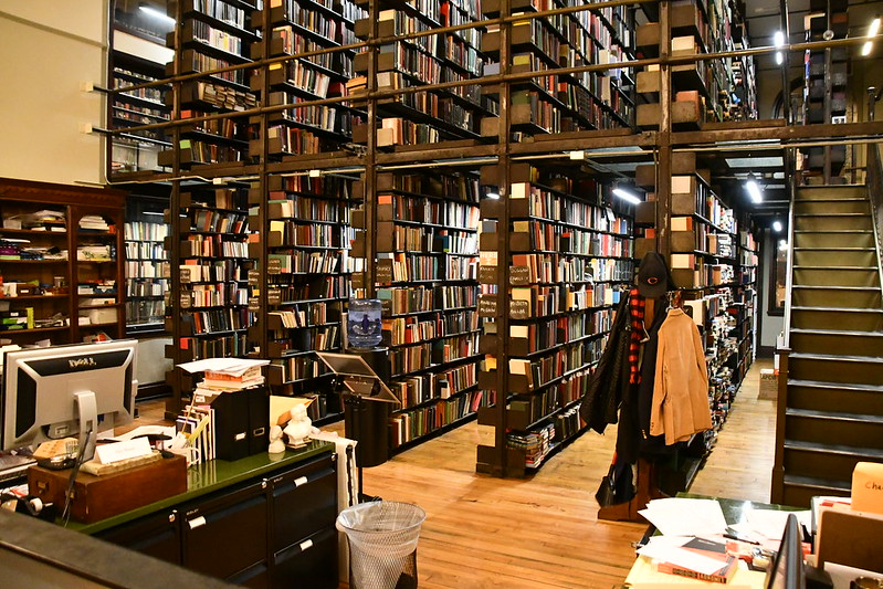 Mercantile Library, Cincinnati, OH