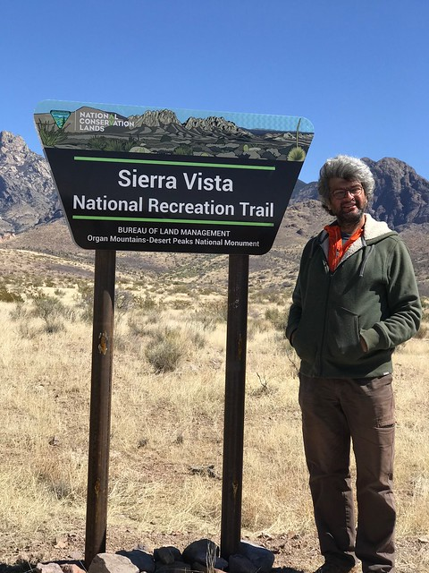 Las Cruces - Yet another trail to do