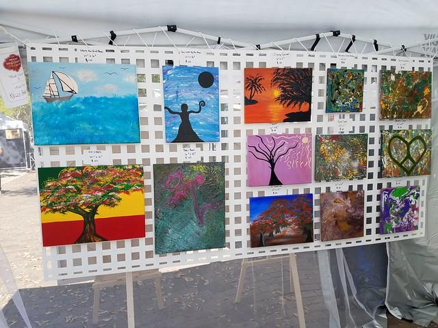 Kelly Reagan's Art Expo