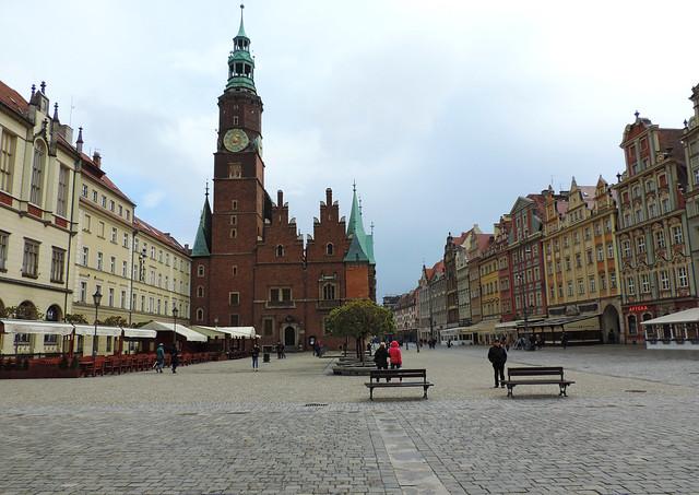 Wrocław Town Hall, Wrocław, Poland