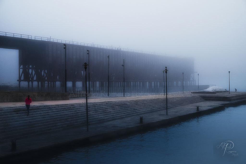 Nos sorprendio la niebla