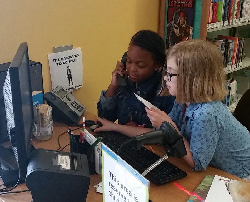 Library Snapshot Day 2018