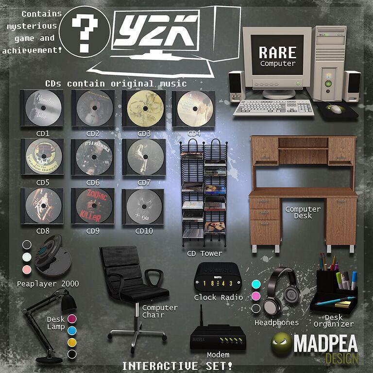 Y2K Game - Gacha Key - TeleportHub.com Live!