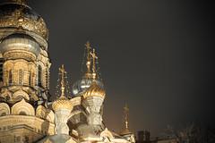 Silence of the domes - Безмолвіе куполовъ