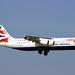 G-BZAX British Aerospace 146-RJ100 British Airways