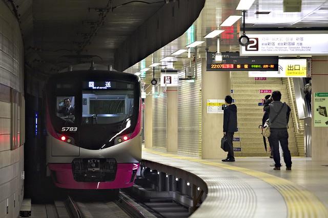 2018/02/22 京王5000系5733F