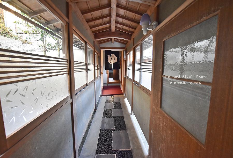日本 美山住宿 生藥屋溫泉旅館05