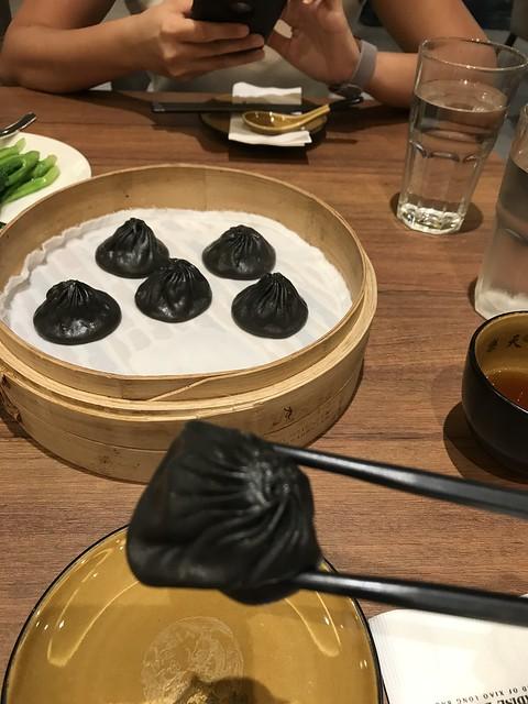 Paradise Dynasty resto -Truffle xiao long bao