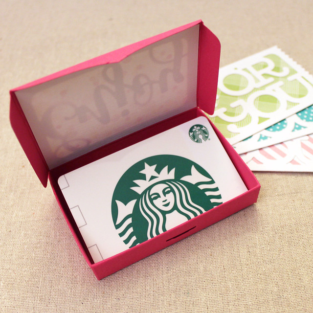 Enjoy Gift Card Box 2