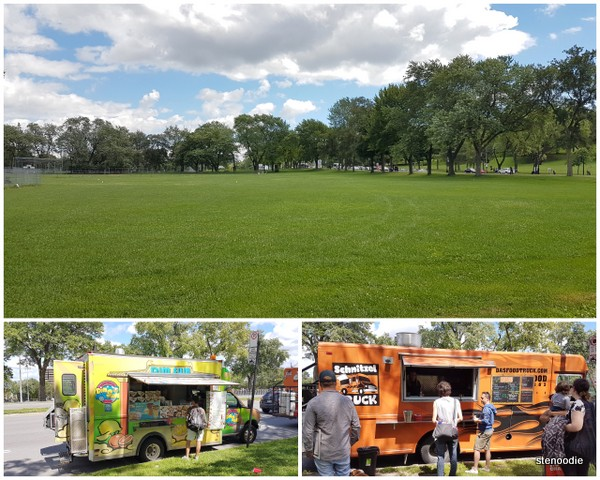 Mount Royal food trucks
