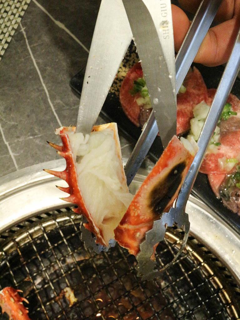原月日式頂級帝王蟹燒烤吃到飽 (102)