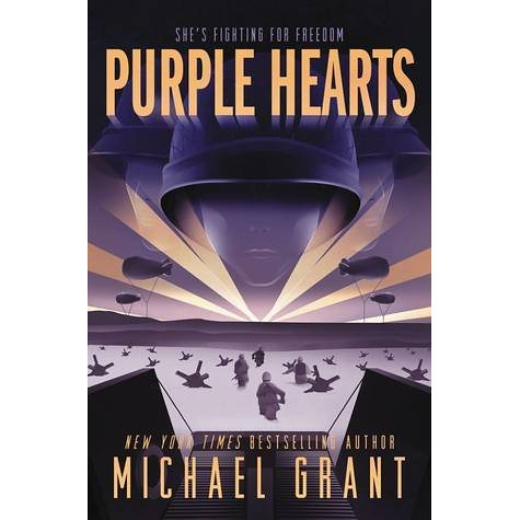 Michael Grant, Purple Hearts
