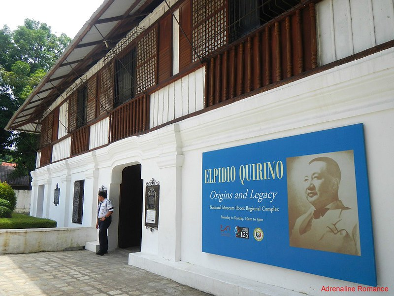 Elpidio Quirino National Museum