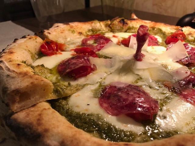 Enjoy Guggenheim Fragrant Emotions, la pizza abbraccia l'innovazione