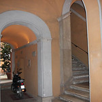 2018 Palazzo Maccarani Odescalchi b, androne, Piazza Margana 19 c - https://www.flickr.com/people/35155107@N08/
