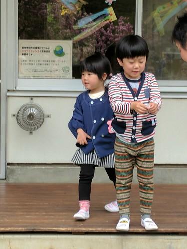 Monday Colours - Village Children