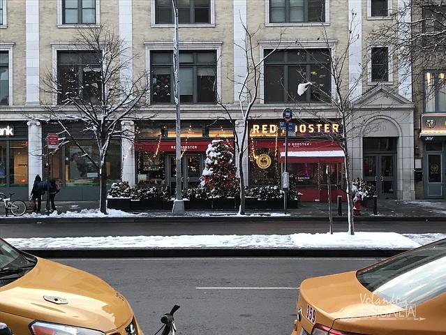donde comer en Nueva York