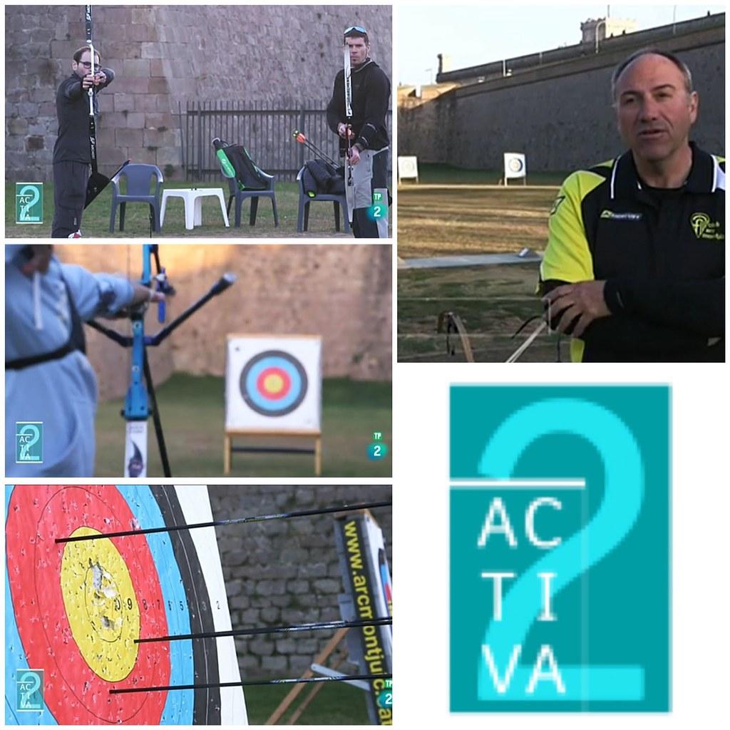 """El Club Arc Montjuïc protagonista del programa Activa2 de """"La 2"""" - 03/03/2018 - clubarcmontjuic - Flickr"""