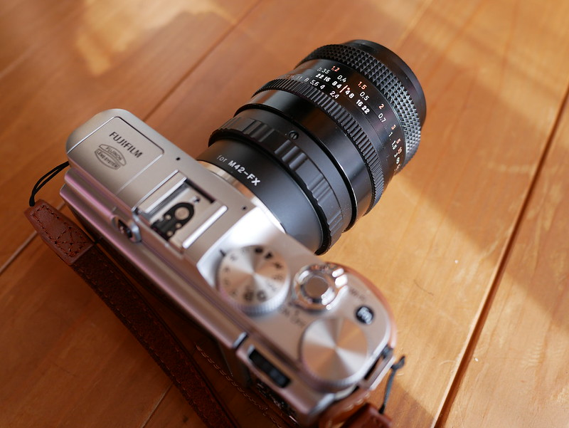 X-A1 / Carl Zeiss Flektogon 35mmF2.4②