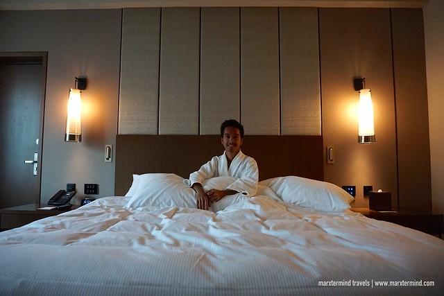 marxtermind at Hilton Kota Kinabalu