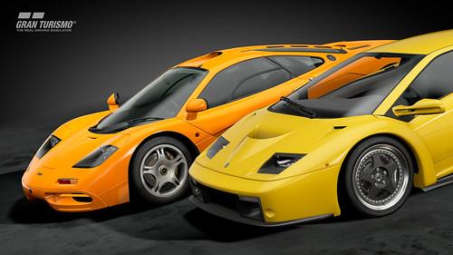 Gran Turismo Sport V1.11