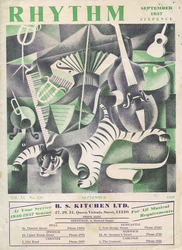 Rhythm, Vol XI, No 120, September 1927