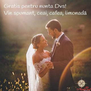 Ofertă pentru nunta ta!