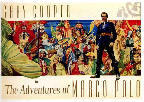 The Adventures of Marco Polo - Poster 1