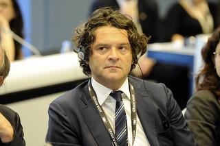 Il consigliere regionale Fabiano Amati