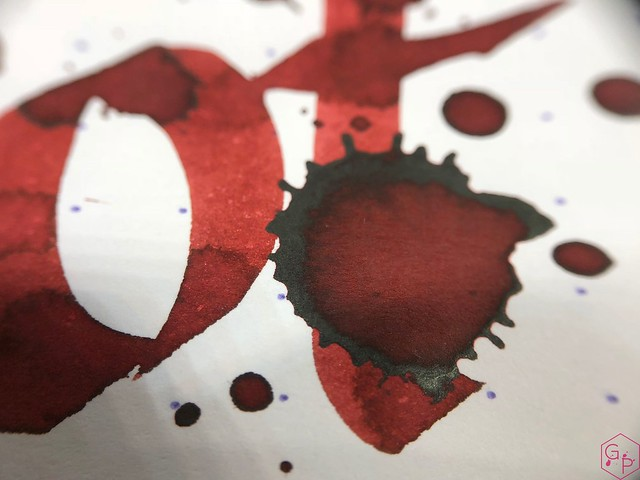 Ink Shot Review @RobertOsterInk Astorquiza Rot 11