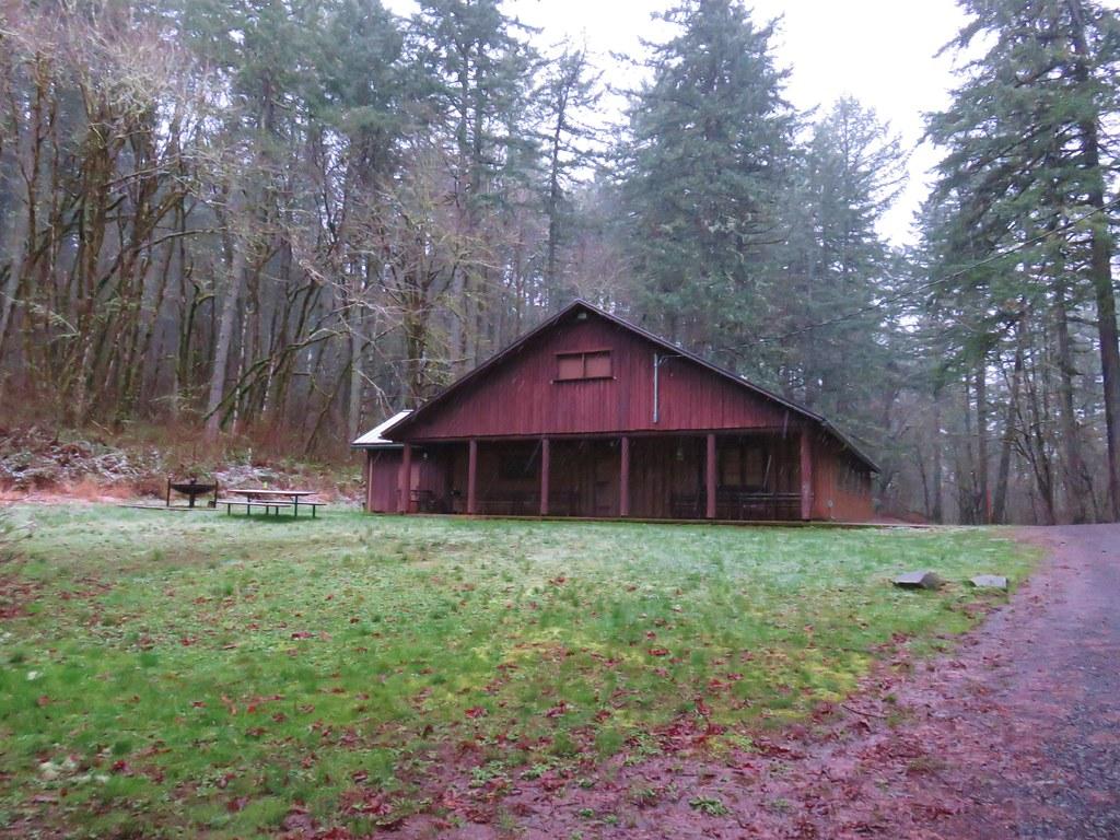 OSU Forestry Club Cabin