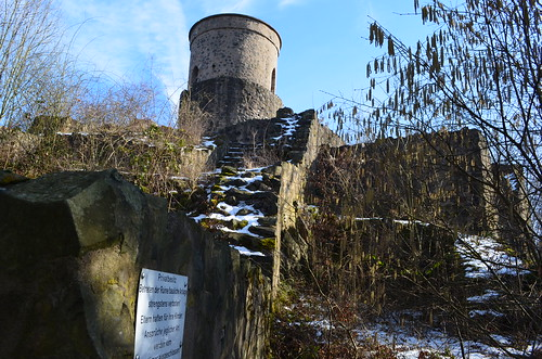 Alt Renneberg castle ruin