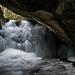 Boulder House Falls by Wayne Howell