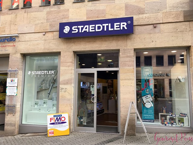 Field Trip Staedtler in Nuremberg, Germany 2