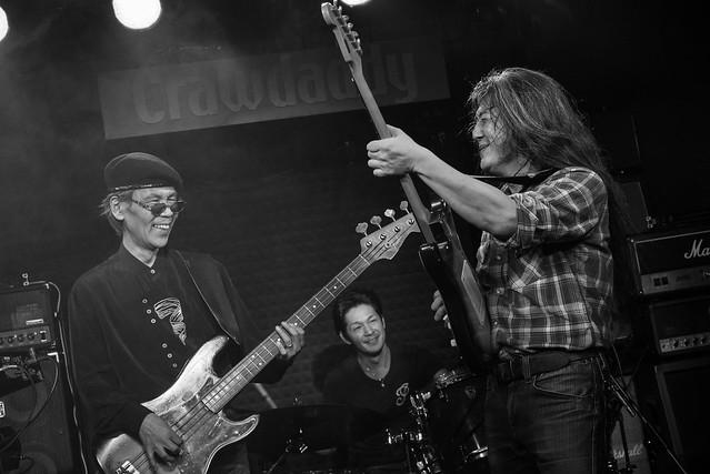 O.E. Gallagher live at Crawdaddy Club, Tokyo, 20 Jan 2018 -00342