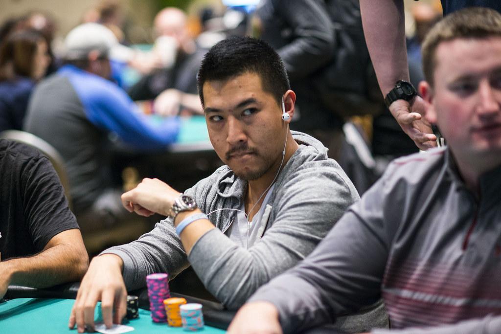 Chris Leong   WPT Borgata Winter Poker Open Season 16
