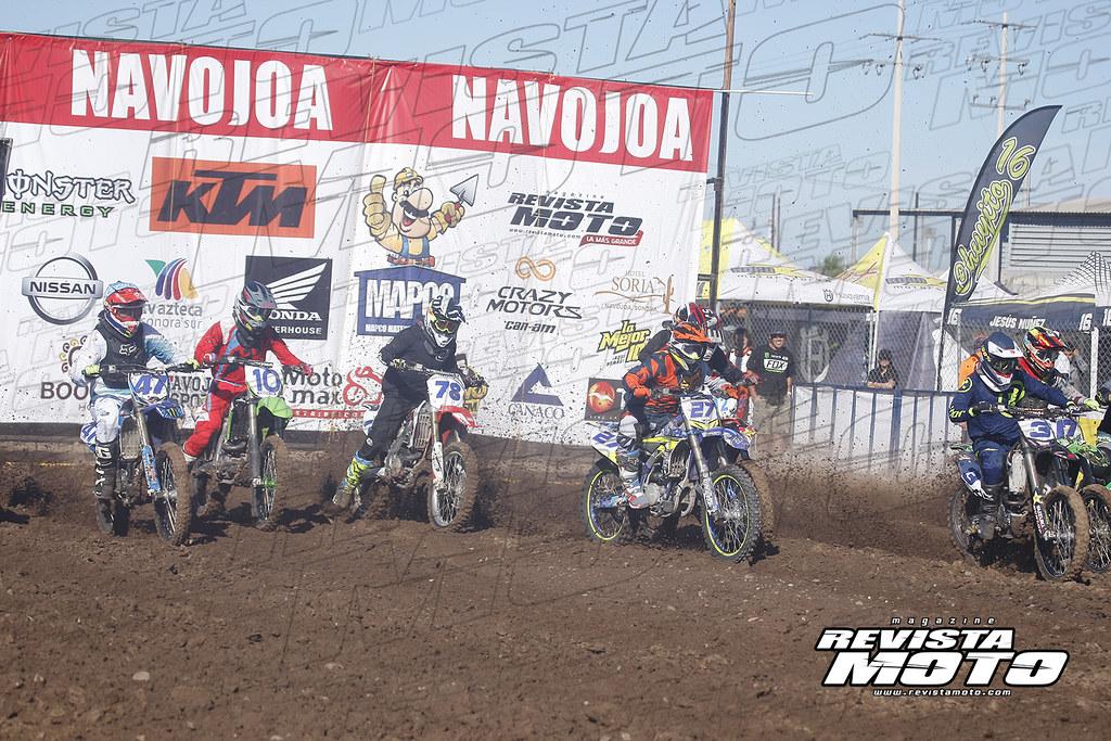 2ª Fecha Nacional de Motocross Navojoa