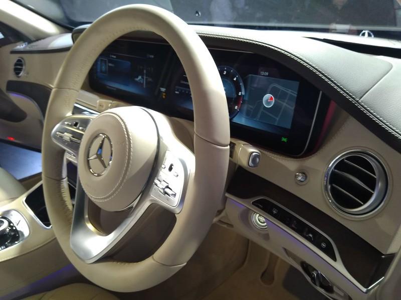 2018 Mercedes-Benz S Class Launch
