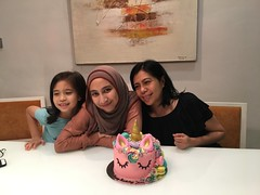 Irina's Birthday 2017