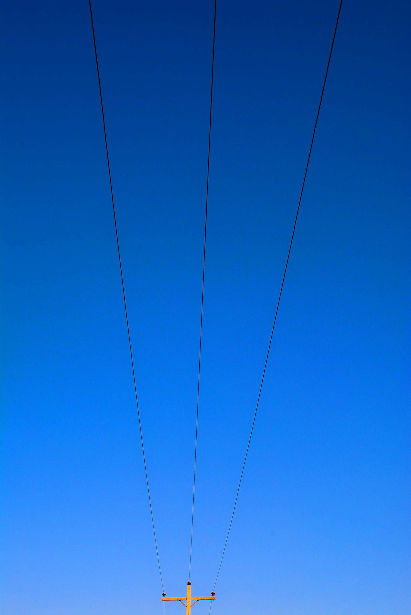 Electricity lines