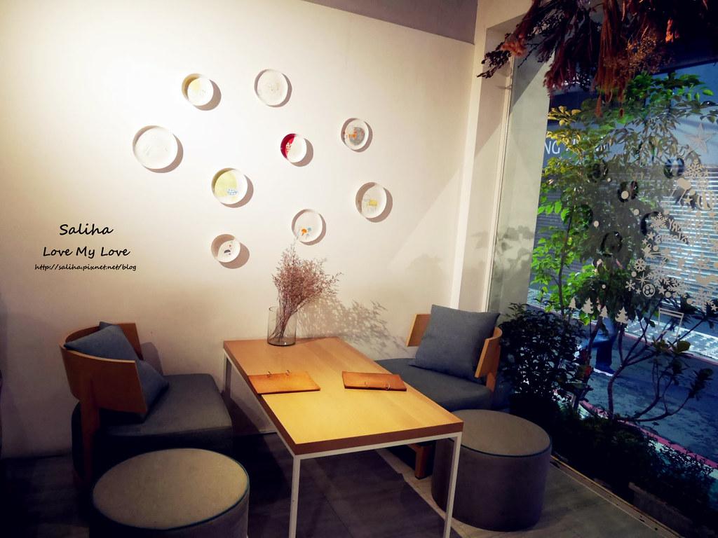 台北中山站義大利麵餐廳cafealamode (2)