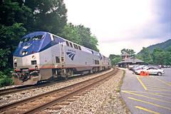 Amtrak Train 29