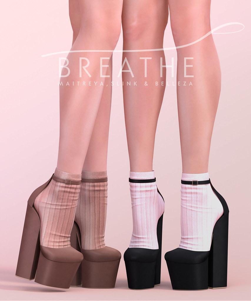 [BREATHE]-Kayoko_Heels - TeleportHub.com Live!