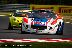 Liqui Moly, Explora Lotus Exige S2 Lotus Cup Europe Brands Hatch 2017 Sportscar Racing News