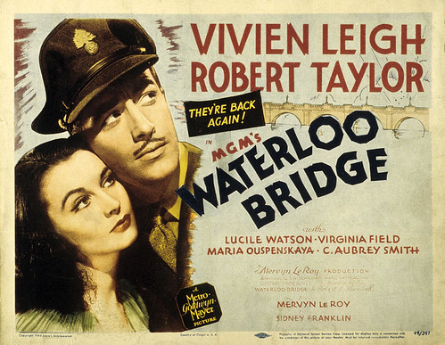 Waterloo Bridge - 1940 - Poster 3