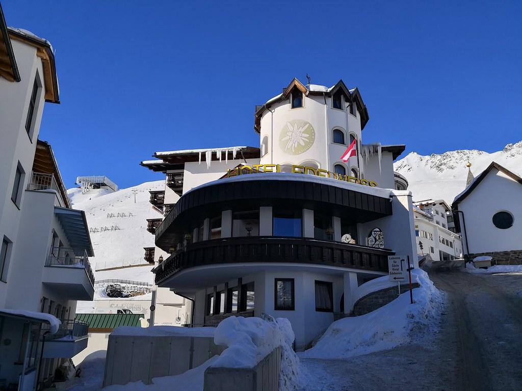 Skihotel Edelweiss Höchsolden