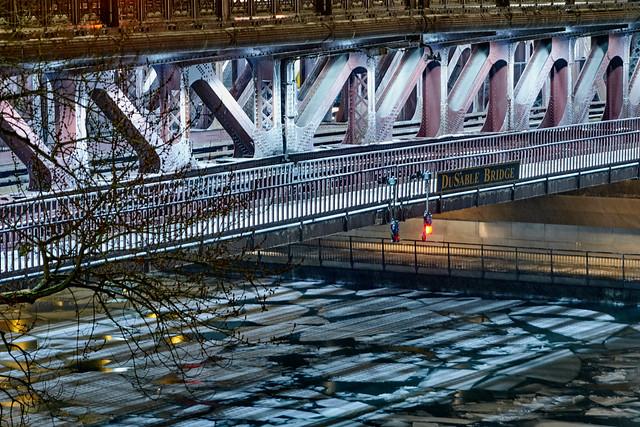 DuSable Bridge.